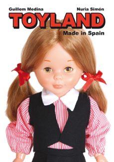toyland made in spain-guillem medina-9788415163176