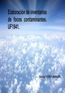 Cdaea.es Uf1941 Elaboracion De Inventarios De Focos Contaminantes Image