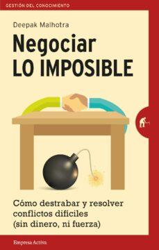 negociar lo imposible (ebook)-deepak malhotra-9788416715176
