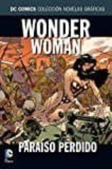 Iguanabus.es Coleccion Novelas Graficas Nº 21: Wonder Woman: Paraiso Perdido Image