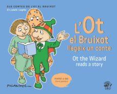 Geekmag.es L Ot El Bruixot Llegeix Un Conte / Ot The Wizard Reads A Story Image