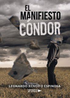 Descargar libros electrónicos ahora EL MANIFIESTO CÓNDOR (Literatura española)