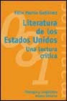 Cronouno.es Literatura De Los Estados Unidos: Una Lectura Critica Image
