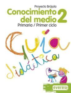Cdaea.es Conocimiento Del Medio 2º Primaria. Guía Didáctica. Proyecto Brújula Image