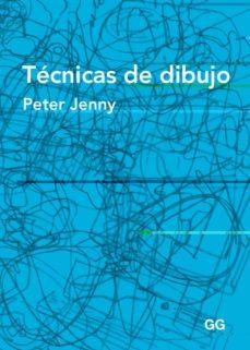 técnicas de dibujo-peter jenny-9788425226076
