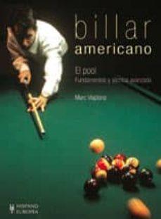 Curiouscongress.es Billar Americano: El Pool: Fundamentos Y Tecnica Avanzada Image