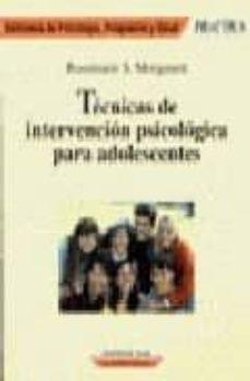 Titantitan.mx Tecnicas De Intervencion Psicologica Para Adolescentes Image