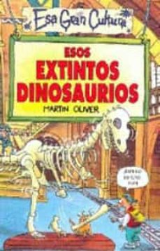 esos extintos dinosaurios-9788427221376