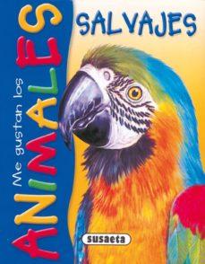 Carreracentenariometro.es Animales Salvajes (Coleccion Me Gustan Los Animales) Image
