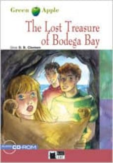 the lost treasure of bodega bay. book + cd-9788431698676