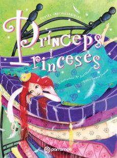 prínceps i princeses-carmen domingo-9788434238176