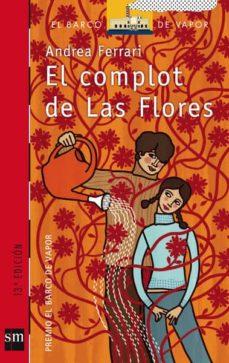 Descargar EL COMPLOT DE LAS FLORES gratis pdf - leer online