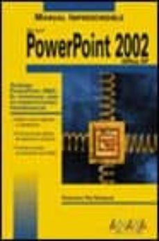 Inmaswan.es Powerpoint 2002 (Manuales Imprescindibles) Image