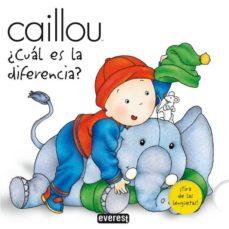 Carreracentenariometro.es Caillou. ¿Cual Es La Diferencia? Image