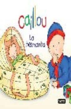 Titantitan.mx La Hermanita: Caillou Mano A Mano Image