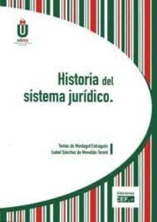 Chapultepecuno.mx Historia Del Sistema Juridico (3ª Ed.) Image