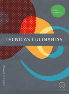 tecnicas culinarias (grado medio)-9788446031376