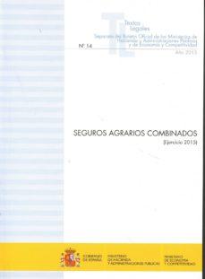 Upgrade6a.es Seguros Agrarios Combinados (Ejercicio 2015) Image