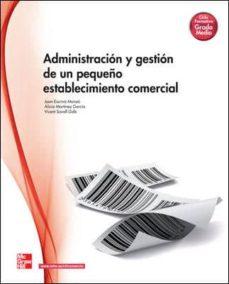 Followusmedia.es Administración Y Gestión Del Pequeño Establecimiento Comercial. Grado Medio. (Técnico En Comercio). Image