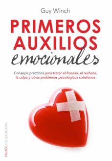 primeros auxilios emocionales (ebook)-guy winch-9788449330476
