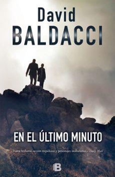 Descargar libros gratis de epub google EN EL ULTIMO MINUTO (SAGA KING & MAXWELL 6)