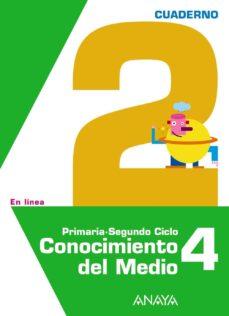 Carreracentenariometro.es Conocimiento Del Medio 4º Educación Primaria Cuadernos 2 Segundo Ciclo Image