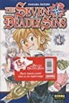 Colorroad.es Pack Iniciacion The Seven Deadly Sins(vols 1 Y 2) Image