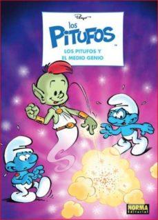 los pitufos 35: los pitufos y el medio genio-9788467927276
