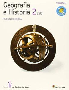 Followusmedia.es Geografia E Historia 2º Eso Murcia Ed 2012 Image