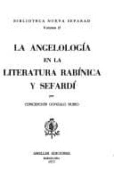 Permacultivo.es La Angelologia En La Literatura Rabinica Y Sefardi Image