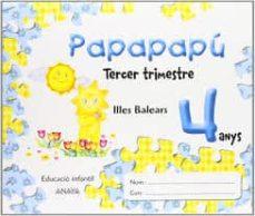 Costosdelaimpunidad.mx Papapapú 4 Años. 3º Trimestre /Illes Balears/ Catalán Image