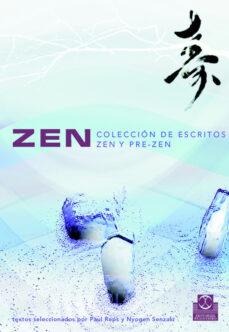 zen: coleccion de escritos zen y pre zen-9788480198776