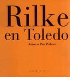 Permacultivo.es Rilke En Toledo Image