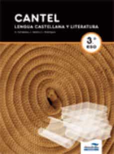 Cdaea.es Cantel, Lengua Castellana Y Literatura, 3 Eso Image