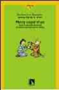 manos cooperativas: juegos y canciones infantiles de siempre para ser siempre amigos (seminario de educacion para la paz de la apdh) (incluye cd-rom)-9788483192276