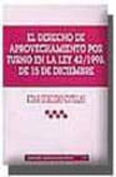 Chapultepecuno.mx El Derecho De Aprovechamiento Por Turno En La Ley 42/1998, De 15 De Diciembre Image