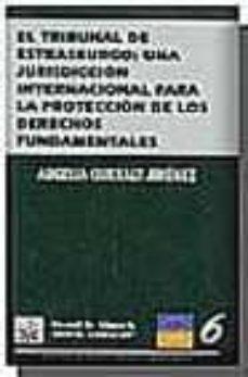 Inmaswan.es El Tribunal De Estrasburgo: Una Jurisdiccion Internacional Para L A Proteccion De Los Derechos Fundamentales Image