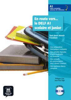 Descarga de libros de texto en pdf EN ROUTE VERS LE DELF A1 SCOLAIRE ET JUNIOR: LIBRO DEL ALUMNO