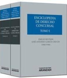 Eldeportedealbacete.es Enciclopedia De Derecho Concursal (Incluye Cd-r) ( 2 Vol) Image