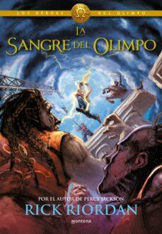 Lofficielhommes.es Los Heroes Del Olimpo 5: La Sangre Del Olimpo Image