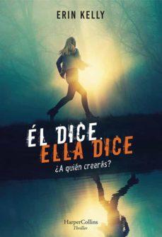 Descargas gratuitas de libros de ordenador en pdf ÉL DICE. ELLA DICE de ERIN KELLY in Spanish MOBI RTF