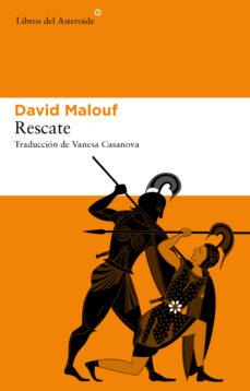 rescate-david malouf-9788492663576