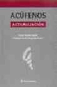 acufenos: actualizacion-carlos herraiz puchol-francisco javier hernandez calvin-9788495670076