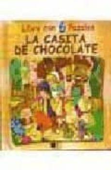 Inciertagloria.es La Casita De Chocolate (Libro Con Con 6 Puzzles) Image