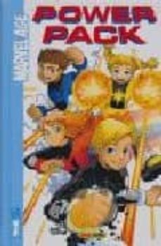 MARVEL AGE: POWER PACK Nº1 - VV.AA.   Triangledh.org