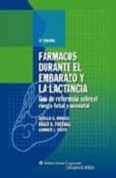 Libros descargables en línea. FARMACOS DURANTE EL EMBARAZO Y LA LACTANCIA