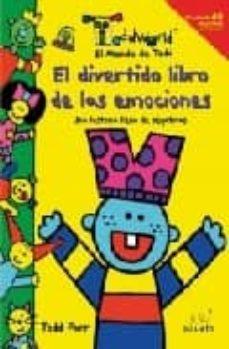 Valentifaineros20015.es Divertido Libro De Las Emociones: 40 Pegatinas Image
