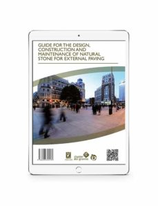 guide for the design, construction and maintenance of natural stone for external paving (ebook)-9788498394276