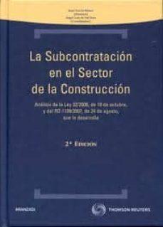 Trailab.it La Subcontratacion En El Sector De La Construccion Image