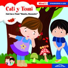 Titantitan.mx Cati Y Tomi: Aprendiendo A Leer - Nivel 1 (1) Image